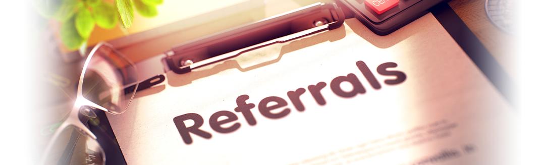 referrals header