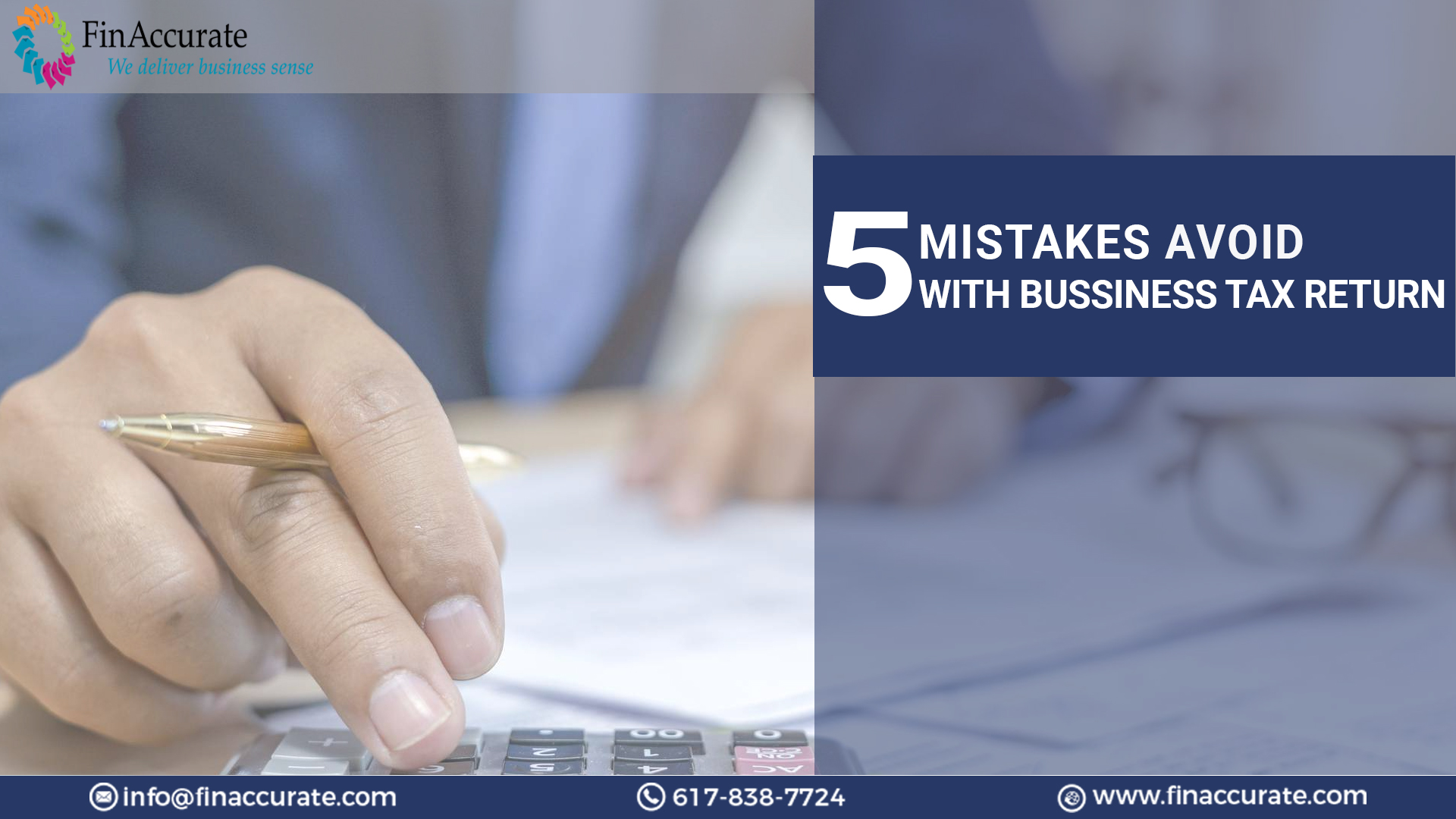 Small Business Tax Returns: 5 Mistakes to Avoid As a Business Owner
